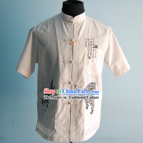 Traditional Chinese Clothes for Men