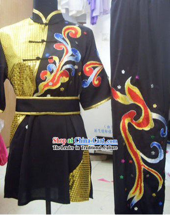 Chinese Phoenix Kung Fu Martial Arts Uniform Set