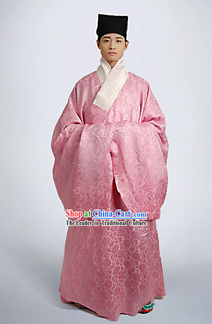 Ancient Ming Dynasty Costumes for Men
