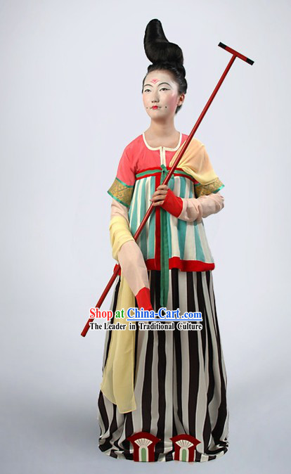 Chinese Style Stage Performance Show Costumes