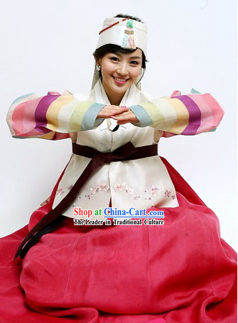 Korean National Clothes for Women