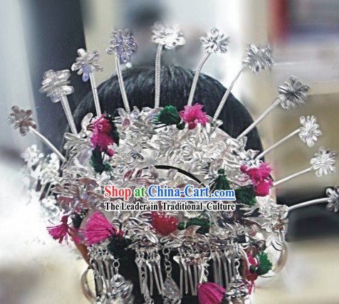 Chinese Minority Hair Accessories
