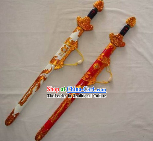 Chinese Opera Fake Sword Prop