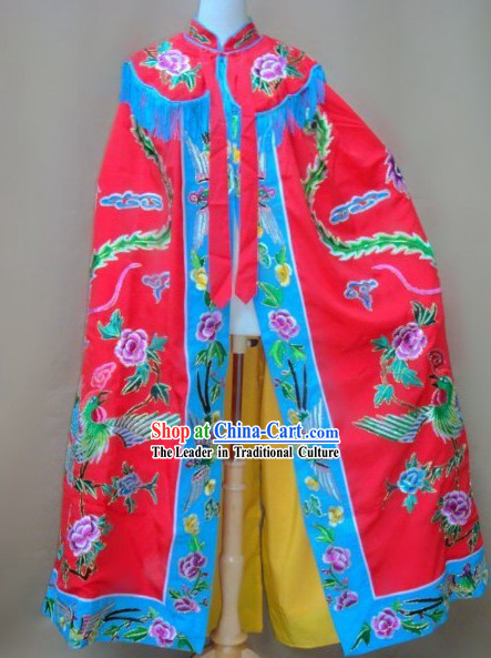 Chinese Princess Phoenix Cape