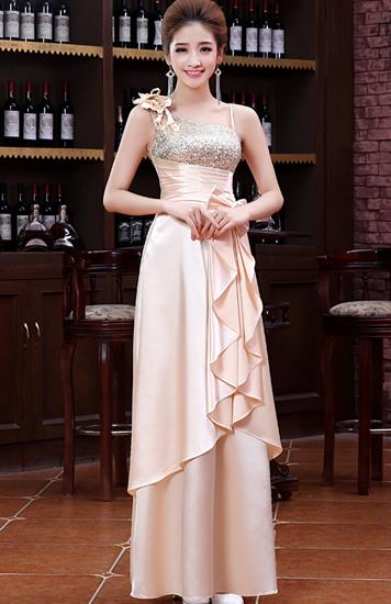 Classical Women Party Dress Choir Costumes