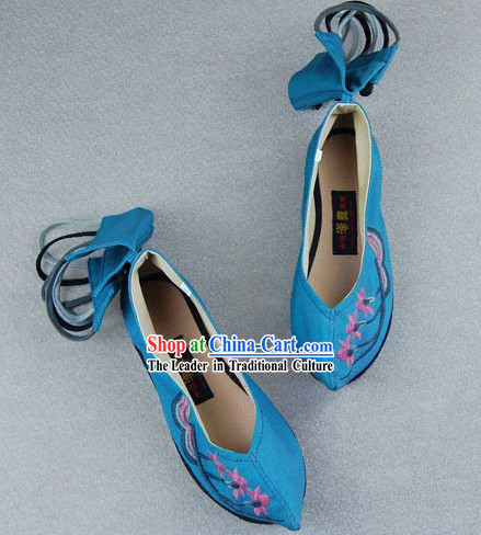 Chinese Mandarin Shoes / Traditional Cloth Shoes
