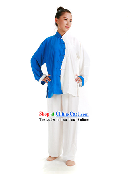 Professional Cotton Tai Chi Uniform for Men or Women