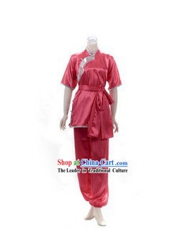 Chang Quan Long Fist Silk Competition Uniform