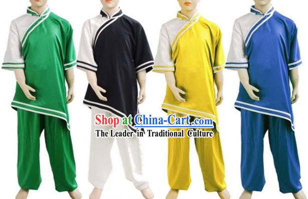 Long Fist Changquan Uniform 4 Sets for Children