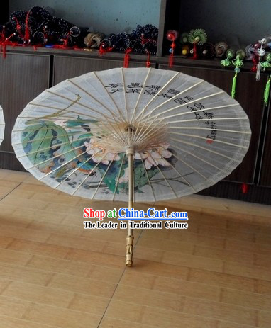 Traditional Chinese Painting Umbrella