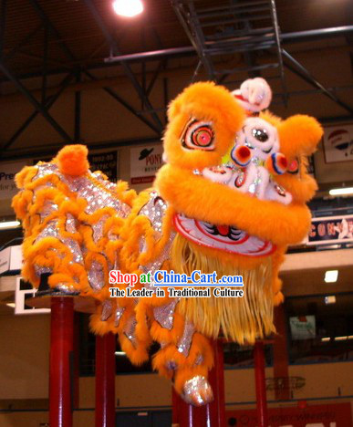 Display and Decoration Lion Dance Costumes