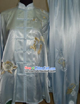 Chinese Qigong Blouse and Pants Complete Set
