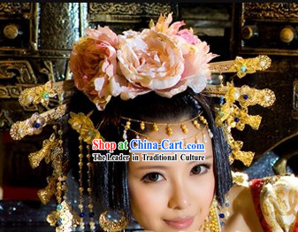 Chinese Classical Peace Princess Hair Accessories