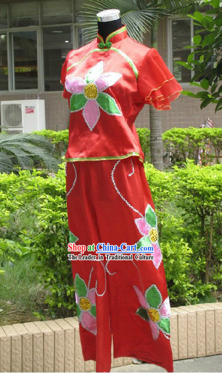 Traditional Chinese Han Minority Clothing