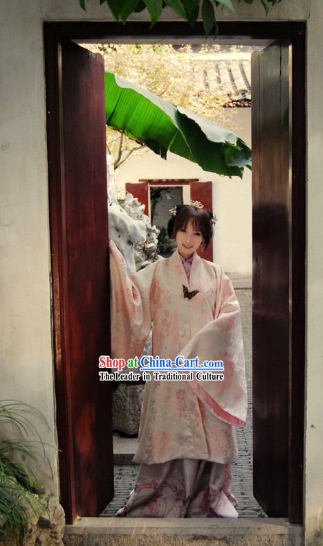 Royal Mandarin Hanfu Clothing for Women