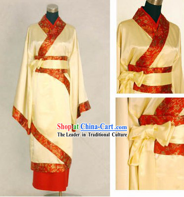 Chinese Classical Female Hanfu Uniform