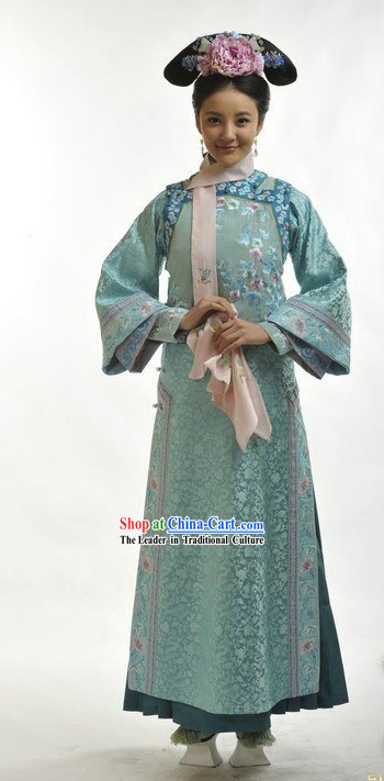 Qing Dynasty Princess Outfit