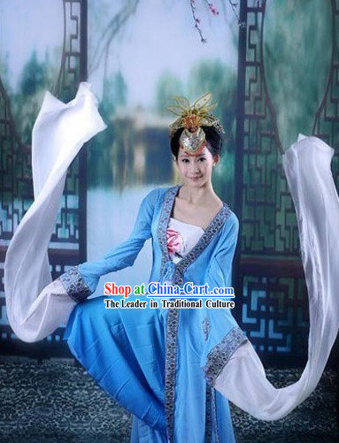 Classical Long Sleeve Dance Costume