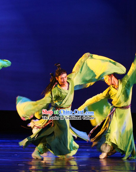 Chinese Imperial Palace Dance Costume for Men