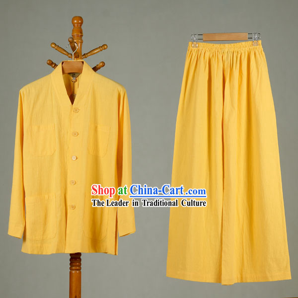 Asian Confortable Meditation Clothing for Wise People