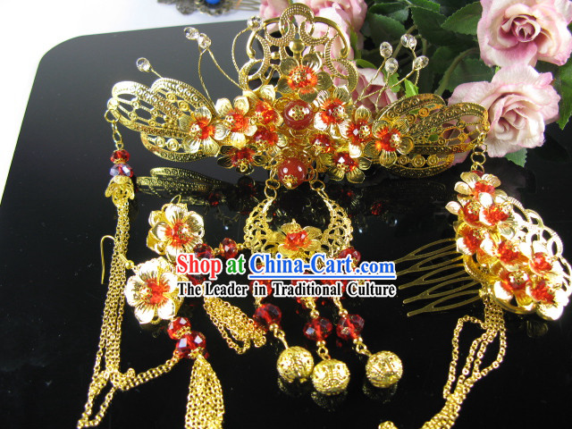 Chinese Wedding Accessories for Women