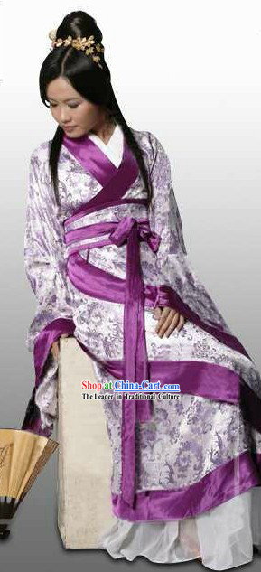 Traditional Chinese Hanfu Wear for Women