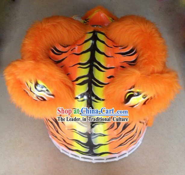 Classical Tiger Dance Costume Complete Set