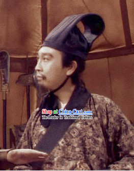 Chinese Ancient Dynasty Hanfu Hat for Men
