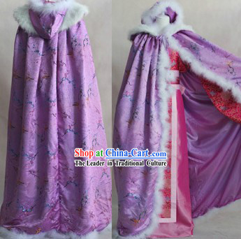 Ancient Chinese Winter Cape for Women