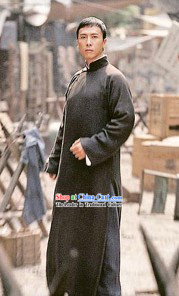 Donnie Yen Ip-Man Ye Wen Kung Fu Uniform Complete Set