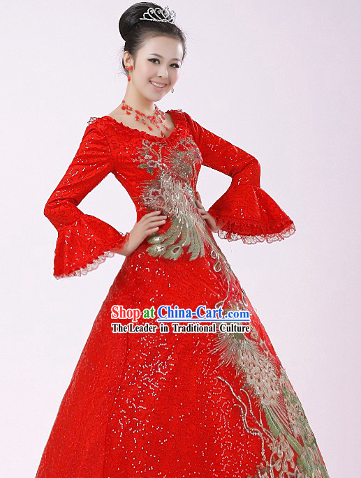 Supreme Chinese Wedding Outfits