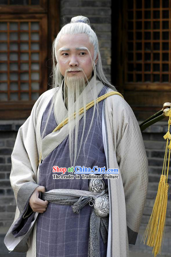 Elder Zhang Guo Lao Costume Complete Set of Eight Immortals