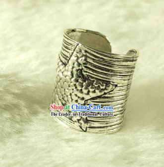 Silver Star Miao Ring