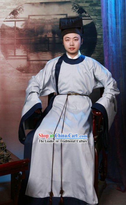Song Dynasty Hanfu Set for Men