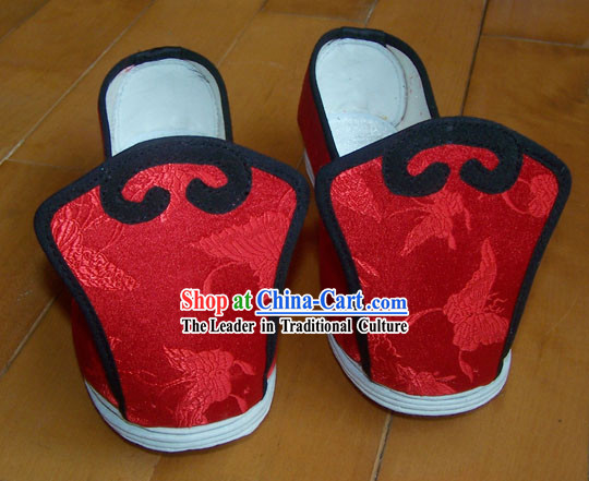 Chinese Wedding Hanfu Shoes for Men