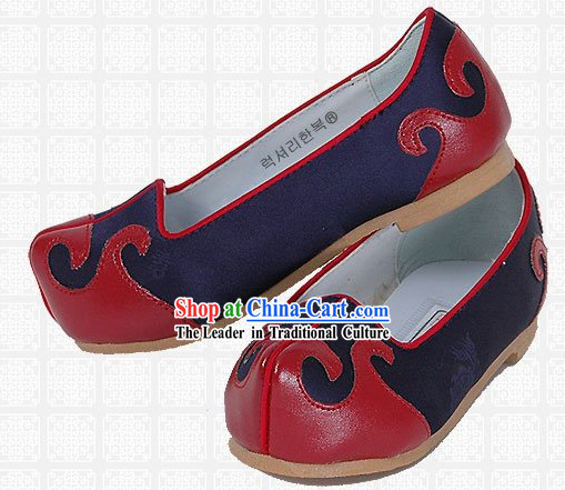 Traditional Korean Shoes for Chlidren