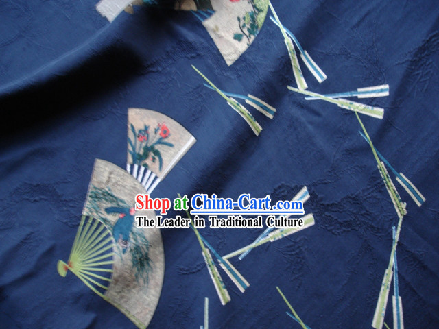 Han Chinese Clothing Silk Fabric