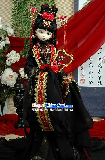 Traditional Chinese Outfits for Girls