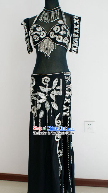 Top Belly Dance Clothes Complete Set for Women