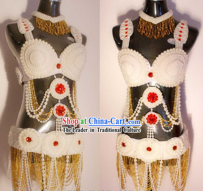 Top Princess Belly Dance Costumes Complete Set