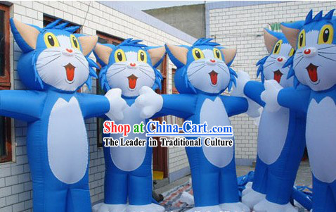Custom Inflatable Walking Cartoons