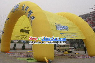 Custom Inflatable Company Logo Tent