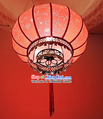 Traditional Chinese Wedding Red Lantern
