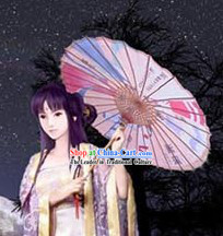 Chinese Hand Made Hanfu Umbrella