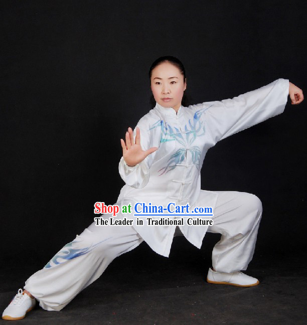 Chinese Silk Tai Ji Clothes