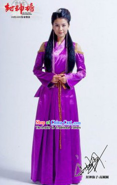 China Cosplay Ancient Costumes Set