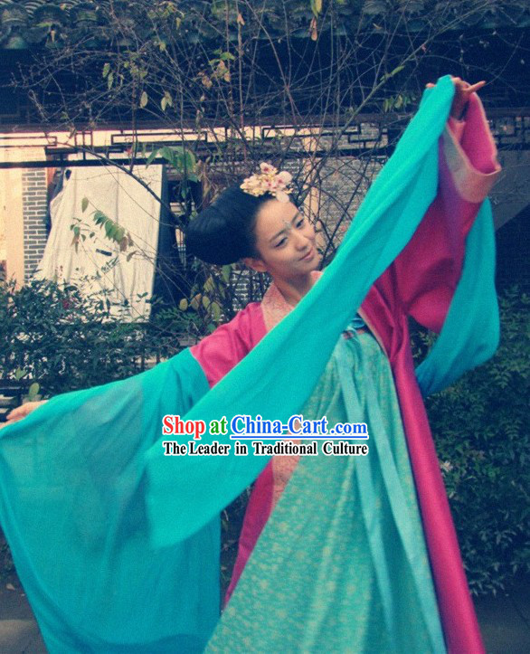 Chinese Ancient Ruqun Garments for Women