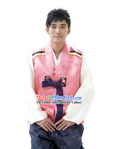 Ancient Korean Hanbok for Men
