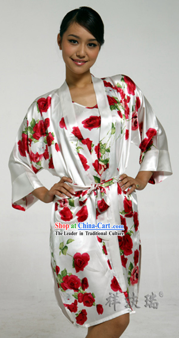 Peking Rui Fu Xiang Silk Pajama for Women