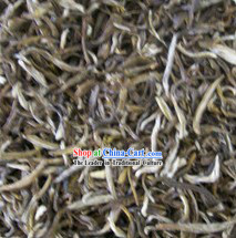 Chinese Zhang Yiyuan White Snow Fragance Jasmine Tea Leaf